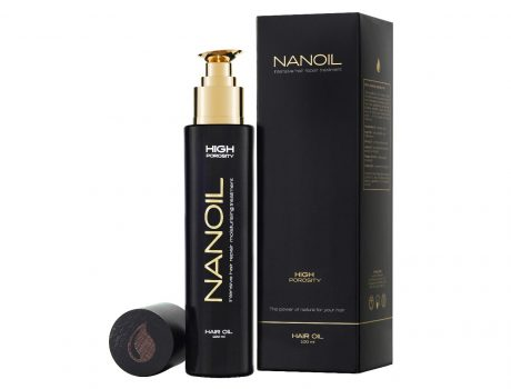 beste olje for hårpleie - Nanoil